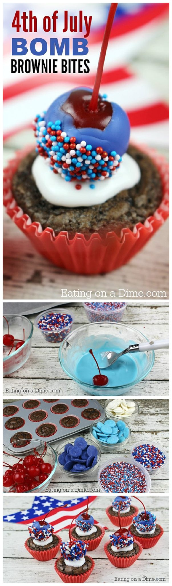 Do it Yourself 4th of July {The BEST DIY Patriotic – RED ...