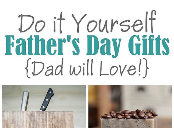 A do it yourself fathers day diy gift projects recipes and ideas the best do it yourself projects for dad this fathers day solutioingenieria Gallery