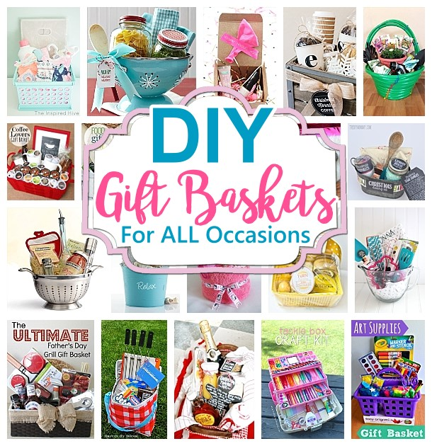 Do it yourself gift basket ideas for any and all occasions perfect idea for your friends who love to cook great idea via world market 6 diy solutioingenieria Images
