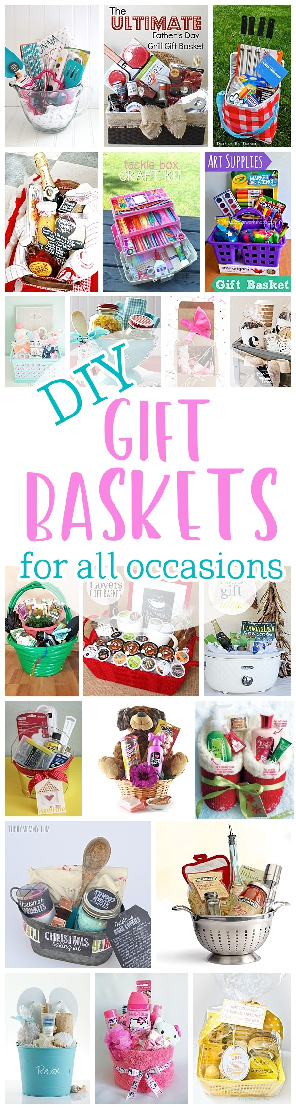 Do it yourself gift basket ideas for any and all occasions do it yourself gift baskets ideas for any and all occasions perfect diy gift baskets solutioingenieria Choice Image