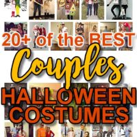 DIY Couples Halloween Costume Ideas - Do it Yourself Handmade Couples Costume Ideas that are SO FUN to make and are sure to be a big hit at Halloween Parties