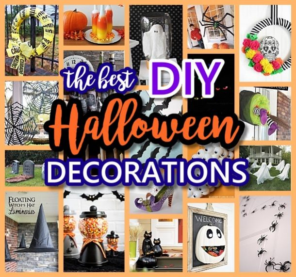 The best do it yourself halloween decorations spooktacular the best do it yourself halloween decorations spooktacular halloween diys handmade crafts and projects dreaming in diy solutioingenieria Image collections