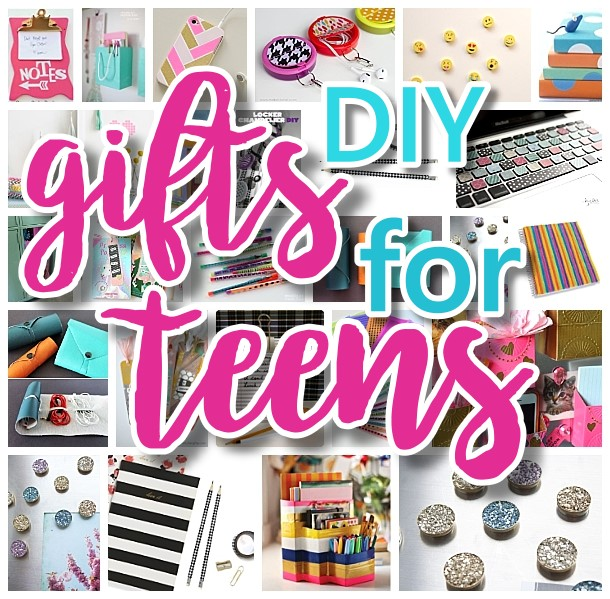 The BEST DIY Gifts For Teens Tweens And Friends