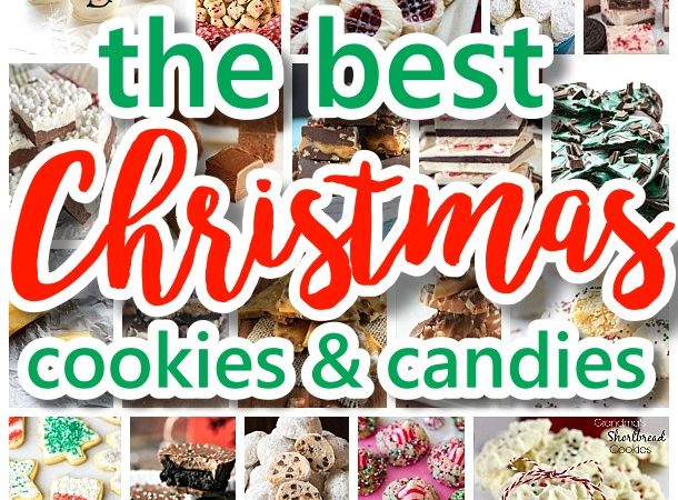 The Best Christmas Cookies Fudge Candy Barks And Brittles Recipes