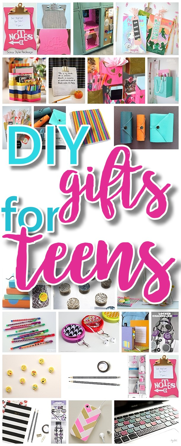 The BEST DIY Gifts for Teens, Tweens and Best Friends - Easy, Unique and Cheap Handmade Christmas or Birthday Present Ideas to make for you and your BFFs! - Dreaming in DIY #giftsforteens #teengiftideas #diygiftsforteens #tweengifts #tweengiftideas #diytweengifts #bffgifts #giftsforfriends #HandmadeGifts #birthdaygifts #diybirthdaygifts
