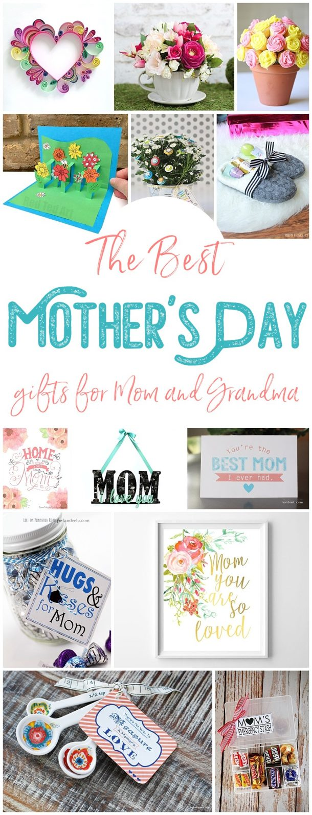The best easy diy mothers day gifts and treats ideas holiday the best easy diy mothers day gifts and treats ideas holiday craft activity projects solutioingenieria Gallery