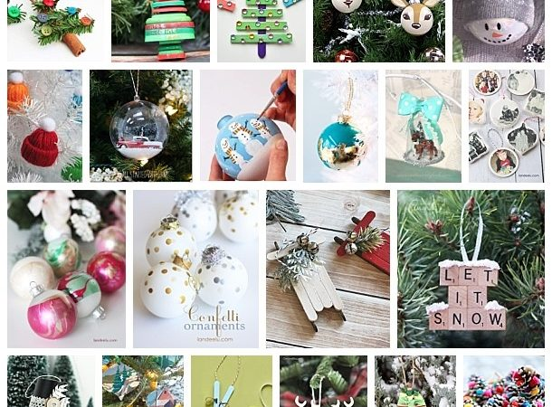 The best diy christmas tree ornaments to make easy handmade the best diy christmas tree ornaments to make easy handmade holiday keepsakes via dreaming in solutioingenieria Image collections