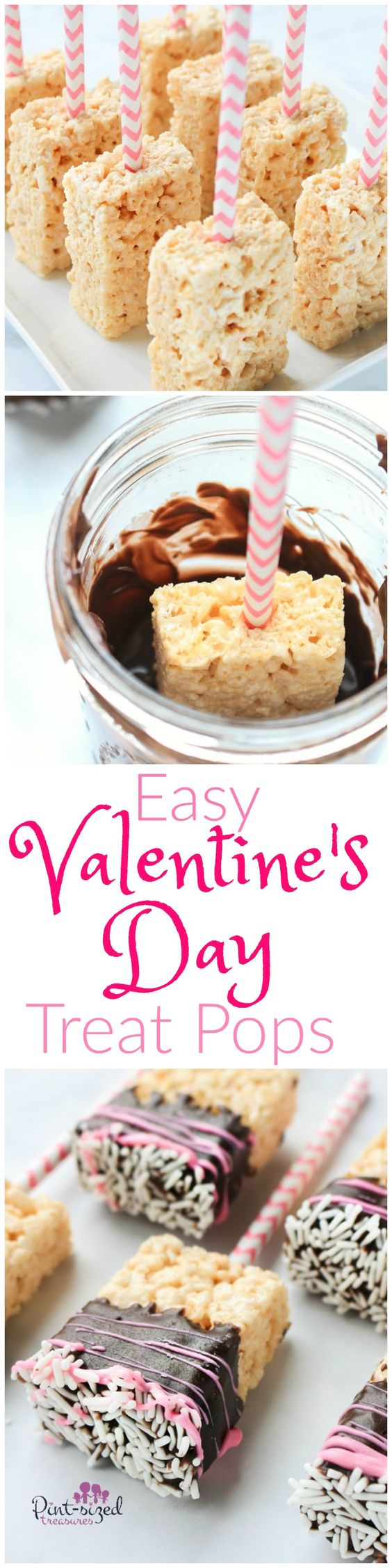 Valentine's Day Treat Pops | Print-Sized Treasures Easy Valentine's Day Dessert Recipes - Pink and Red Party Treats #valentinesdaydesserts #easyvalentinesdaydesserts #valentinesdaytreats #pinkandred #pinkdesserts #reddesserts #valentinesdayparty #valentinesday #heartshapedtreats #hearts #love